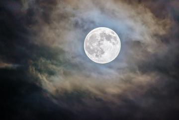 Todas las fases de la luna